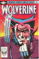 Original Wolverine 4-Part Mini-Series - All Titles Available