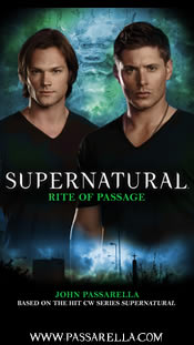 Supernatural: Rite of Passage iPhone 4/4S Wallpaper (thumbnail image)