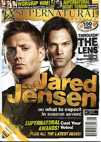 Supernatural Magazine No. 28