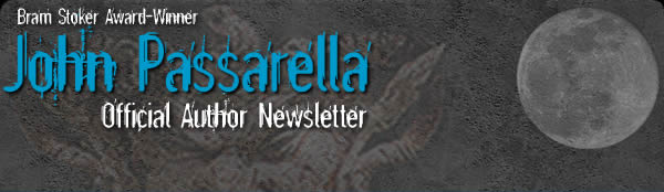 Passarella Author Newsletter Header